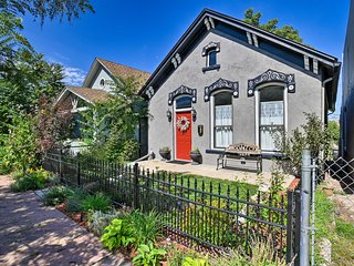 Hip Denver Home w/Pvt. Yard in Heart of RiNo!