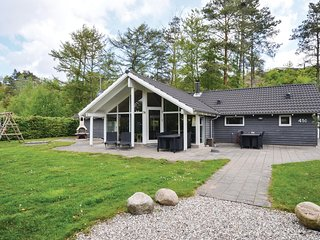 Nice home in Ebeltoft w/ Sauna, WiFi and 4 Bedrooms (D11838)