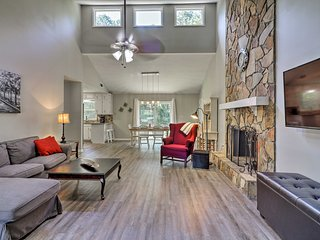 NEW! Renovated Conyers Home - Mins to Stone Mtn!