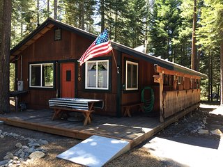 Two Morrows Tahoe Cabin on Lake Tahoe's Westshore
