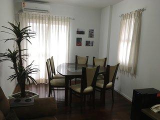 Apartamento no centro muito bem mobiliado