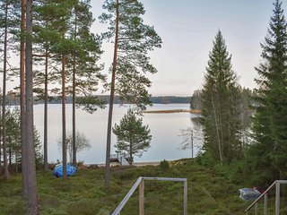 Nice home in Vaggeryd w/ Sauna, WiFi and 2 Bedrooms