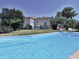 Awesome home in Cléon d'Andran w/ WiFi, Outdoor swimming pool and 2 Bedrooms