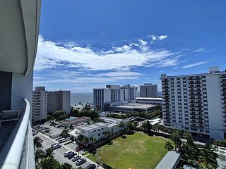 Modern Luxury Beachfront Hotel 1 Bedroom Corner with Views and 2 Balconies 14