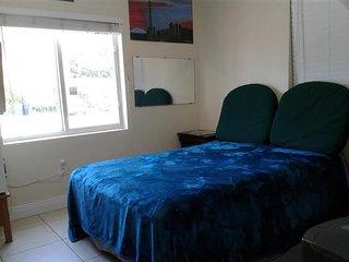 NICE ROOM #1 en Hallandale Beach, el paraiso de Miami