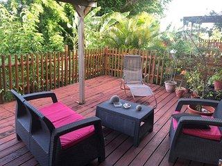 ⚡Appartement proche de Basse-Terre (+piscine)⚡