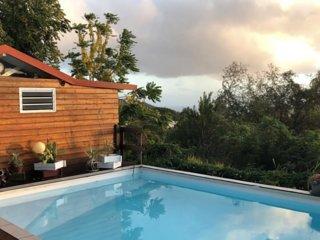 ⚡Charmant Chalet proche de Basse-Terre (+piscine)⚡