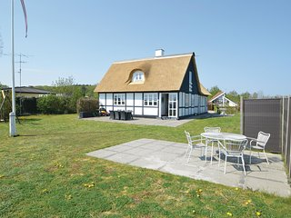 Beautiful home in Bjert w/ WiFi and 3 Bedrooms