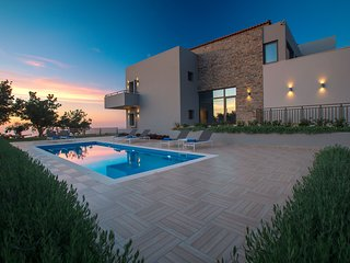 Arion Krini Villa ,High Quality Villa  with Panoramic View and full Privacy