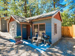 Grizzly Bear Cottage