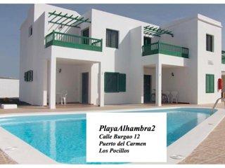 Alhambra Apartments - Calle Burgao, 12