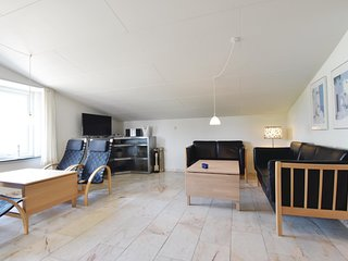 Beautiful home in Otterup w/ Sauna and 4 Bedrooms
