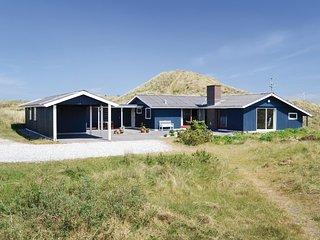 Nice home in Hvide Sande w/ Sauna, WiFi and 4 Bedrooms (P62842)