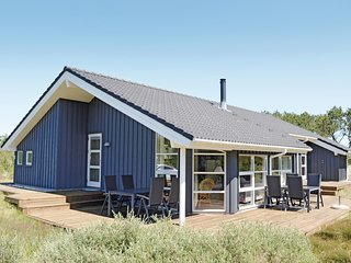 Beautiful home in Ålbæk w/ Sauna, WiFi and 3 Bedrooms (A18545)