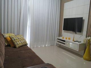 Cód 045 Residencial Costa verde - Apartamento para 6 pessoas com 02 vagas de gar