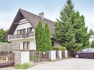 Beautiful home in Siófok w/ WiFi and 1 Bedrooms (UBS026)