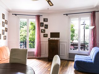 Bright 1bdr in the 13th arrondissement