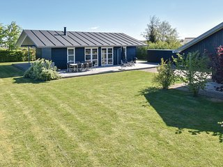 Nice home in Otterup w/ Sauna and 4 Bedrooms
