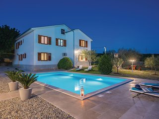 Amazing home in Krk with WiFi and 2 Bedrooms (CKK003)