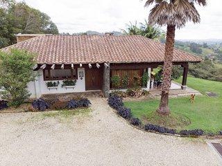 Pleasent Villa in Rionegro By Nomad Guru