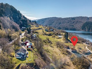 Amazing home in Lonevåg w/ WiFi and 2 Bedrooms