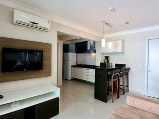 Aluguel Apartamento 1 quarto Summer Beach Piscina Bombas/SC 484