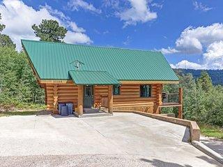 Dakota log Cabin