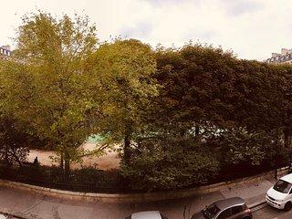 Entre Montmartre et Batignolles
