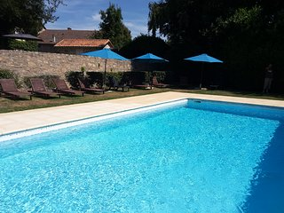 L'arbre Magnolia is a charming gite, nestled in an idyllic setting.