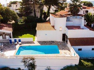 Casa da Fonte . 3 Bed Villa With Pool In The Centre Of Carvoeiro