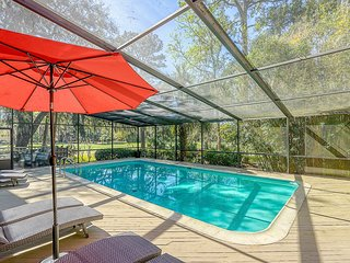 SEA PINES, RECENTLY UPDATED, PRIVATE POOL, GAME ROOM FOR ADULTS AND KIDS