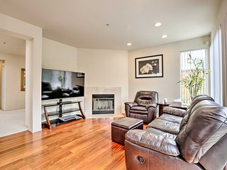 NEW! Daly City Family Home only 14 Mi to Pier 39!