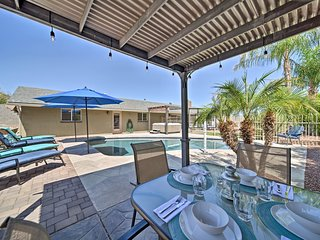 NEW! Phoenix Home w/ Outdoor Oasis & Pool Table!
