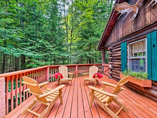 NEW-Private Wilmington Cabin Mins to Skiing & Town