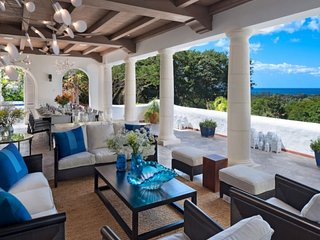 Villa Elsewhere | Ocean View - Located in Exquisite Sandy Lane with Private Po