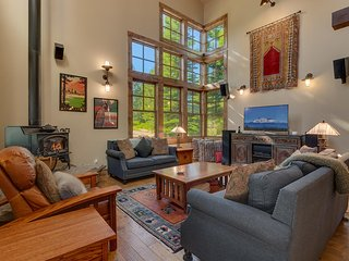 Norse Hall in Tahoe Donner