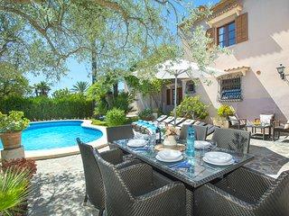 Exclusiva Villa Suavet Petit con Piscina Gigante