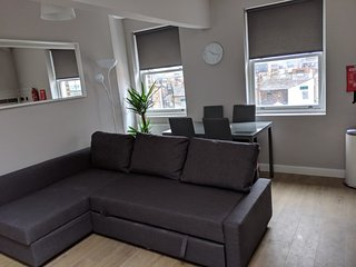 Brandnew modern bright Bold Street City apartment (Apt 7)