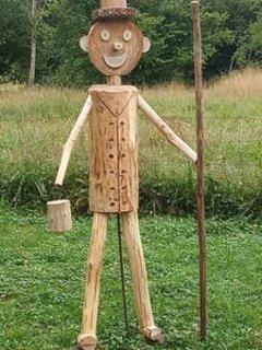 El guardián del jardín