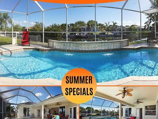 26% OFF! SWFL Rentals - Villa Sherry - completely renovated freshwater pool home