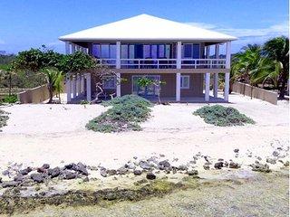 Casa en el Mar Azul