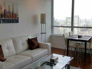 Exclusive, spacious and comfortable condo downtown