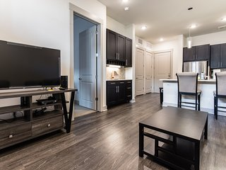 SH-163 . StayOvr at The Star - Luxury One bedroom in Frisco