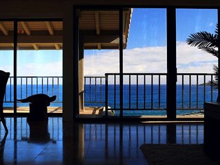 Kapalua Bay Villa 34B-4 Amazing Oceanfront Villa 1BR/1BA Villa