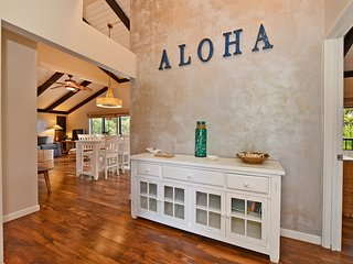 Gorgeous New Renovation in Wailea! Spacious, Comfortable & Ocean View! WE1606