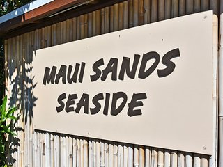 Relax at Maui Sands Seaside - A Delightful 1 Bedroom in West Maui's Honokowai