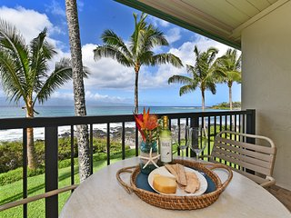 Gorgeous Oceanfront Views Steps To Napili Bay! Napili Shores I270