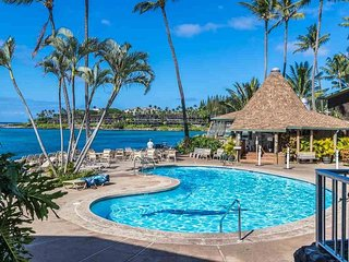 Bright, Beautiful & Air Conditioned at Napili Bay! Steps to the Beach! E243