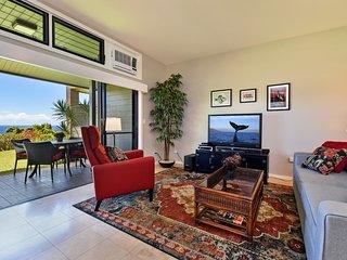 Kapalua Ridge Villa #311 - Luxurious Ocean View 1 bedroom 2 bathroom