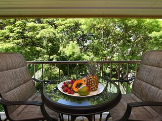 Fall Specials! Private Sanctuary Across from Beach w A/C-KKN 373